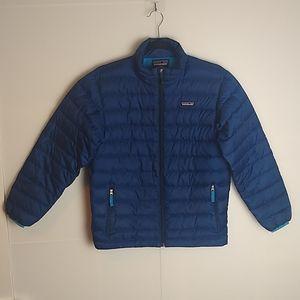 Patagonia Puffer Winter Jacket Boys size L12